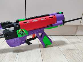 Talon Claw with PAB buttstock