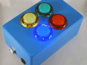 Simon Says (Senso) for the Arduino