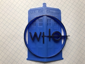Doctor Who Logo (13th Doctor)