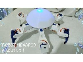 Hexapod Robot, Arduino Nano