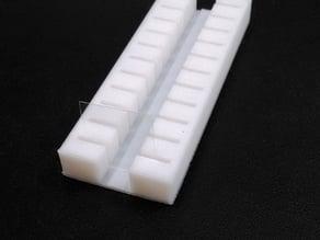 Microscope slide cover holder