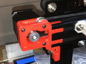 BD's Tarantula X-Axis Motor and Idler Mounts