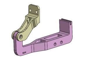 GearRev Delta Z Probe Arm