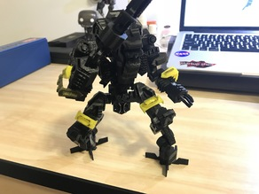 Titanfall 2 vanguard custom