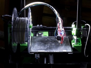 3folD Foldable RepRap Printer