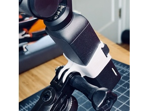 Simple Osmo Pocket GoPro Mount