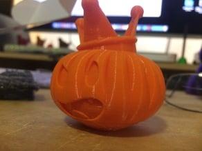 Pumpkin King 3D