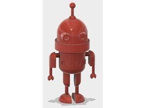 Robot Caliban