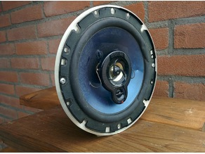 165mm car speaker pod mount for boats, RV's etc.