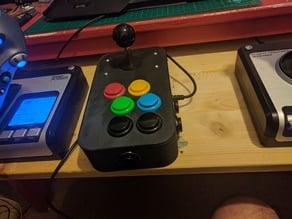 Arcade USB joystick