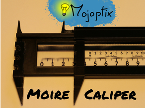 Moire Caliper