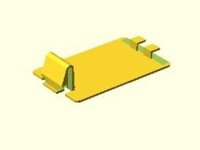 Battery Cover Creator (Customizable)