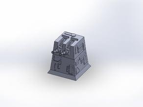 Star Wars X-wing: Death Star turret