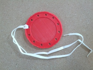 Circular Lacing Toy