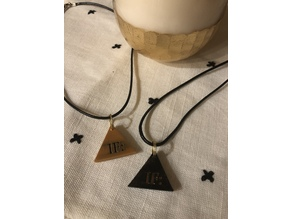 Triangle Necklace (IF:)