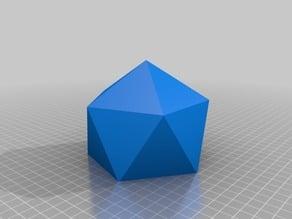 Geometric Desk Container