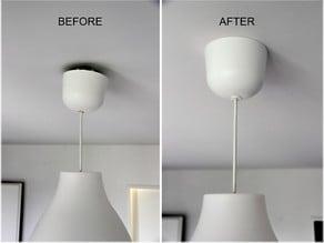 Lamp cord clip