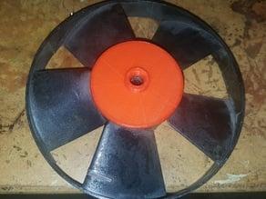 Datsun 1600 / 510 heater fan Inner fan part replacement