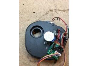 Motorized Telescope Filter Wheel (adapter)