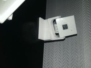 Raspberry Pi camera mount for the Nop Head Mendel90 3D Printer