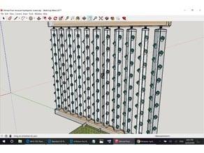 modular hydroponics tower