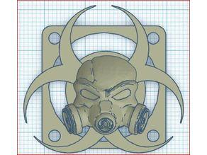 Biohazard Fan Cover 30x30