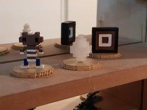 Boulderdash  8-Bit Figures