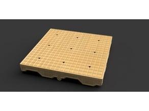 """Monolith"" gaming board"