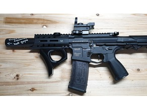 Hera Style Ares Amoeba 013/014 Edition (fits also MLOK)