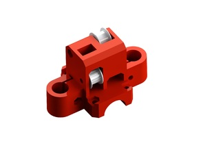 XY JOINER for GT2 16T Timing Pulleys | 10mm and 8mm Shaft Clamp | HYPERCUBE