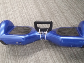 Hoverboard carrying handle 2nd edition