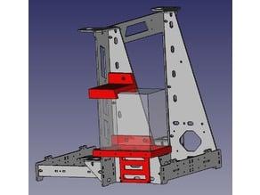 P3Steel 2.5 ATX mount