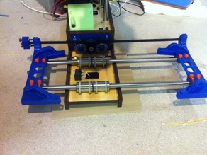 Printrbot Simple X upgrade.