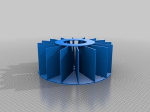 """13"""" Dust collector Blower Fan Assembly"""