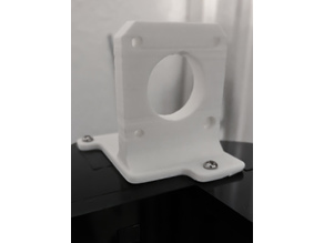 Anet A8 Motor mount for Bowden Extruder
