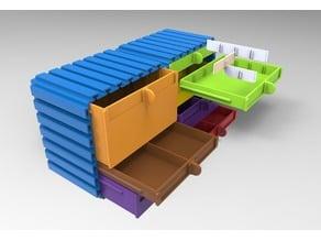 Modular Drawer System