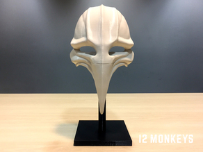 12 Monkeys - Plague Mask