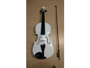 Acoustic Violin 4/4 - Stridivarius Fiddle