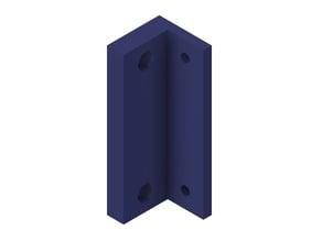 Anycubic I3 Mega 90° Extruder Holder