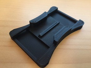 Gopro velcro plate - backpack