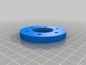 bearing holder for FRC mecanum wheels