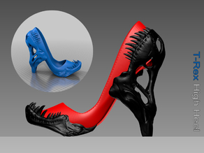 T-Rex High Heel