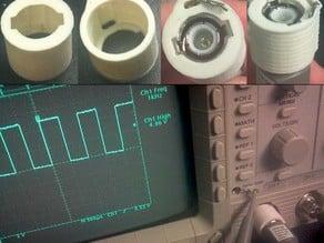 Osciliscope Probe Readout Adapter