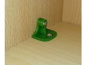 Shelving Board Pin Support