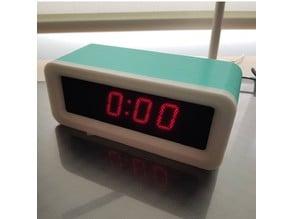Habitat's Clark alarm clock housing