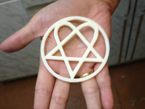 Heartagram / HIM logo