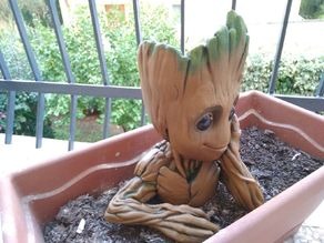 baby groot pot (remix)