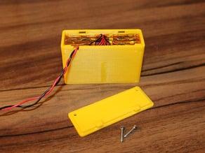 3S2P battery box for 3035 li-po