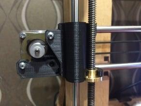 Prusa i3 Rework / Hephestos leadscrew upgrade Z axis