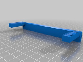 Spacer cap for my rock rails